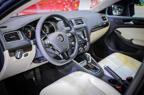 Volkswagen Jetta - doi thu moi cua Corolla Altis tai VN - Anh 8
