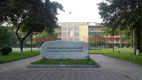 Truong DH Bach khoa Ha Noi cong bo muc hoc phi moi - Anh 1