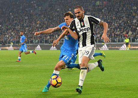 Danh bai Napoli, Juventus vung vang tren dinh Serie A - Anh 1