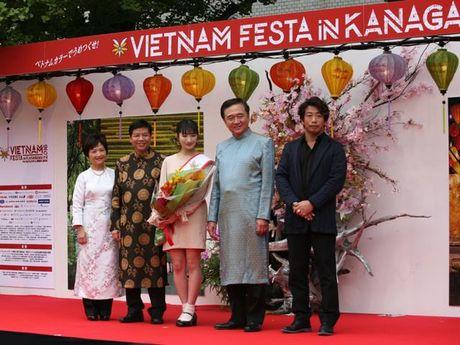 Hinh anh Le hoi Viet Nam tai Kanagawa, Nhat Ban - Anh 1