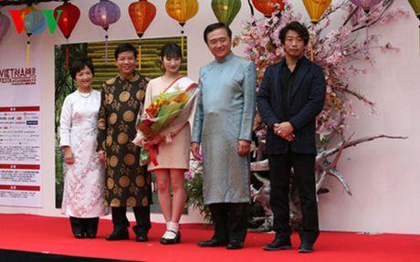 Dam ban sac Viet trong Le hoi Viet Nam tai Kanagawa - Nhat Ban - Anh 1