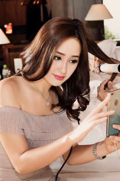 Mai Phuong Thuy len tieng ve vong eo kem thon - Anh 5