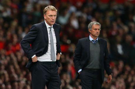 Mourinho thua kem thanh tich cua David Moyes - Anh 1