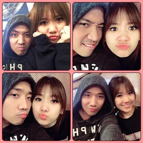 Sau nhung on ao tin don dam cuoi, Tran Thanh tinh tu ben Hari Won - Anh 2