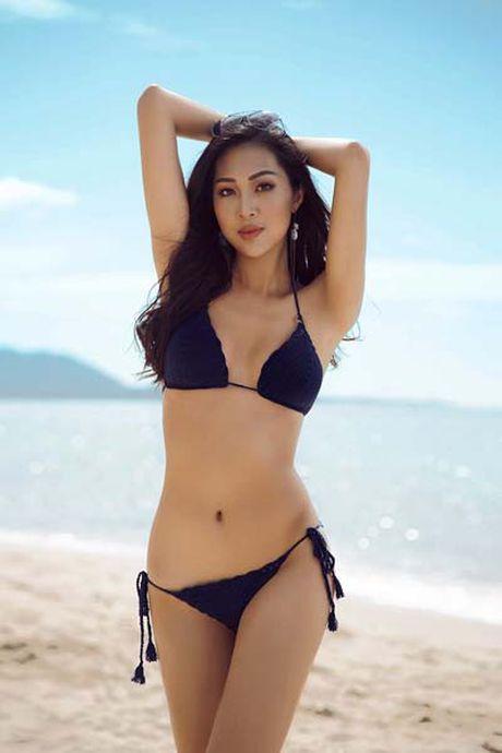 Ngam Dieu Ngoc dien bikini nong bong khi bi to phau thuat tham my - Anh 3