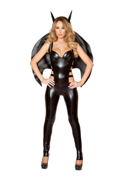 Nhung co nang sexy mac gi trong dem Halloween? - Anh 11