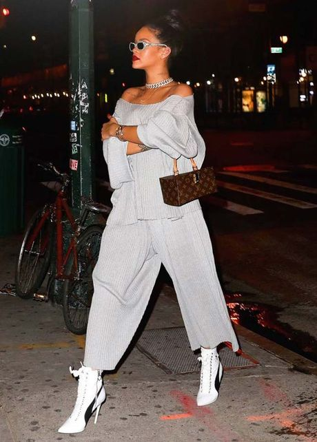 20 bo trang phuc dinh cao cua Rihanna - Anh 12