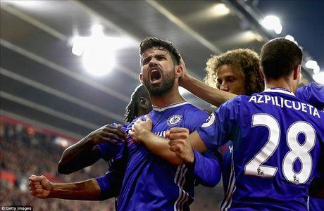Southampton 0-2 Chelsea: Voi Conte, khoanh khac loe sang cua Hazard va Costa la du! - Anh 1