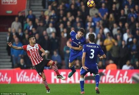 Southampton 0-2 Chelsea: Voi Conte, khoanh khac loe sang cua Hazard va Costa la du! - Anh 4