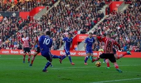 Hazard phut thu sau, Costa lap sieu pham giup Chelsea thang dep Southampton - Anh 2