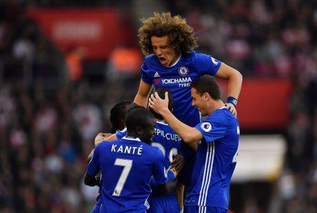 Hazard phut thu sau, Costa lap sieu pham giup Chelsea thang dep Southampton - Anh 4