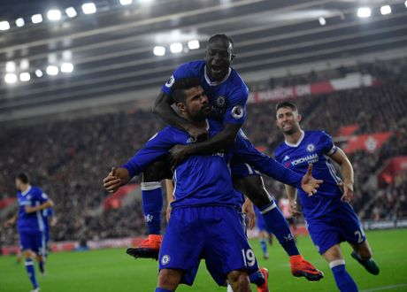 Hazard phut thu sau, Costa lap sieu pham giup Chelsea thang dep Southampton - Anh 9