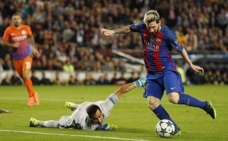 Goc BLV Vu Quang Huy: Man City se tra no Barcelona - Anh 1