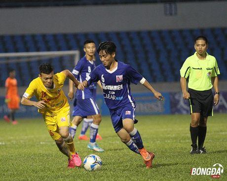 VCK U21 Quoc gia: Danh bai Than Quang Ninh, Ha Noi T&T tranh chung ket Sanna Khanh Hoa - Anh 1