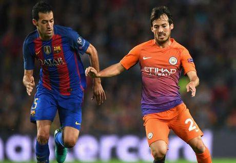 Sao Man City tiet lo chien thuat tiep Barcelona - Anh 1