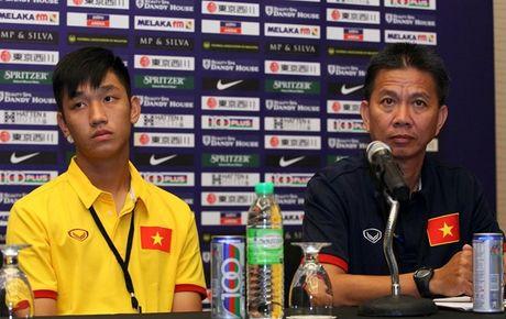 Thu quan U19 Viet Nam ke chuyen an uong o Bahrain - Anh 1