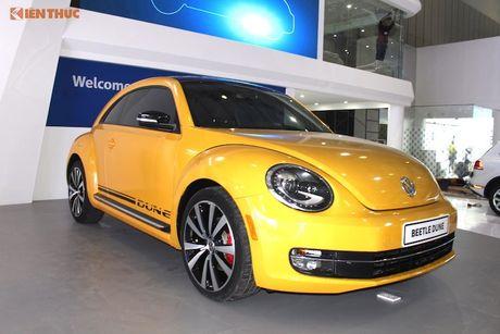 Volkswagen Viet Nam dem Beetle 'fake' den VIMS 2016 - Anh 11