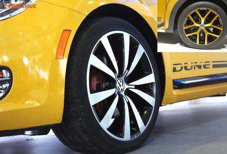 Volkswagen Viet Nam dem Beetle 'fake' den VIMS 2016 - Anh 4