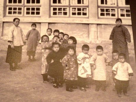 Anh cuc dang yeu ve tre em trieu Man Thanh Trung Quoc - Anh 11