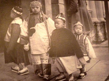 Anh cuc dang yeu ve tre em trieu Man Thanh Trung Quoc - Anh 13