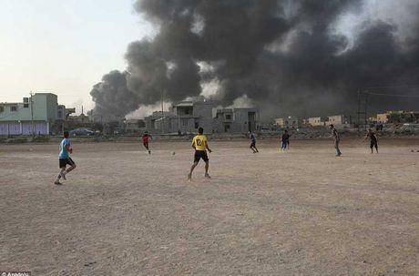 Le cau nguyen dau tien sau giai phong gan Mosul - Anh 13