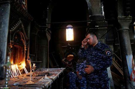 Le cau nguyen dau tien sau giai phong gan Mosul - Anh 3