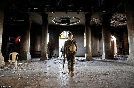 Le cau nguyen dau tien sau giai phong gan Mosul - Anh 6