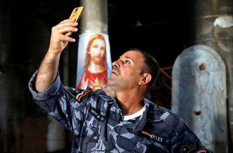 Le cau nguyen dau tien sau giai phong gan Mosul - Anh 9