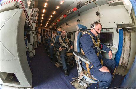That vong noi that sieu 'radar bay' A-50U cua Nga - Anh 7