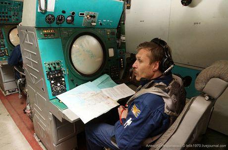 That vong noi that sieu 'radar bay' A-50U cua Nga - Anh 9