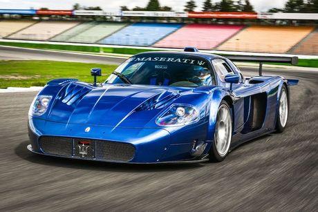 Maserati MC12 doc ban Versione Corse 'tai xuat giang ho' - Anh 7
