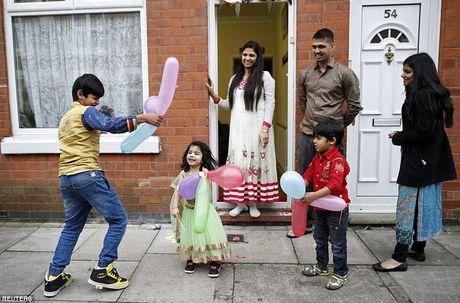 Tung bung le hoi Diwali o An Do qua anh - Anh 7