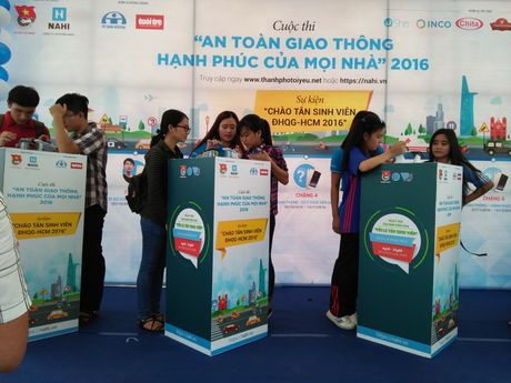 Soi noi be mac Ngay hoi Tan sinh vien nam 2016 - Anh 1