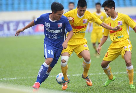 Thang chu nha 2-0, U.21 Ha Noi T&T gap lai Khanh Hoa o chung ket - Anh 4