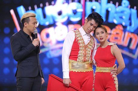 """Buoc nhay ngan can: Tran Thanh thay """"nhuc nha"""" vi map hon ca thi sinh - Anh 3"""