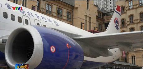 Trung Quoc: May bay Boeing tro thanh khach san hang sang - Anh 1