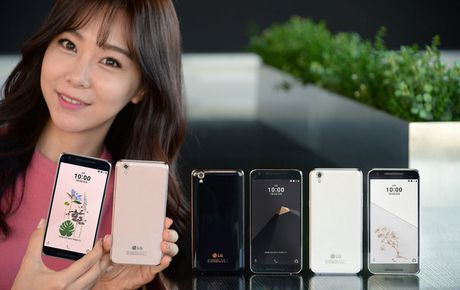 LG U ra mat tai Han Quoc voi thiet ke giong Nexus 5X - Anh 1