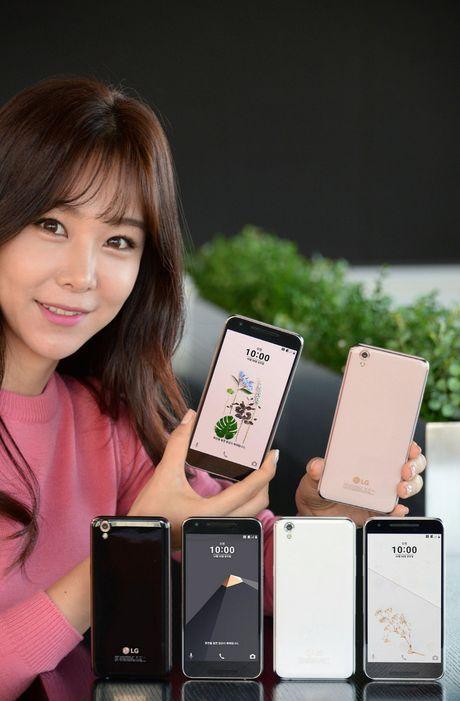 LG U ra mat tai Han Quoc voi thiet ke giong Nexus 5X - Anh 2