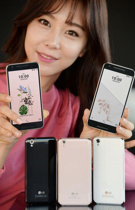 LG U ra mat tai Han Quoc voi thiet ke giong Nexus 5X - Anh 4