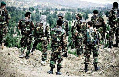 Syria: 1.500 phien quan thuong vong trong chien dich moi o Aleppo - Anh 1