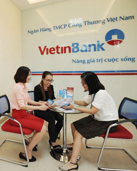 VietinBank bao lai gan 6.500 ty dong - Anh 1