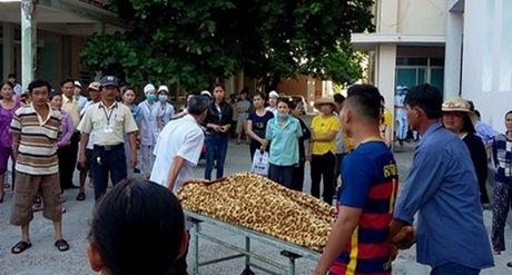 Lam ro nguyen nhan vu san phu tu vong trong luc cho sinh - Anh 1