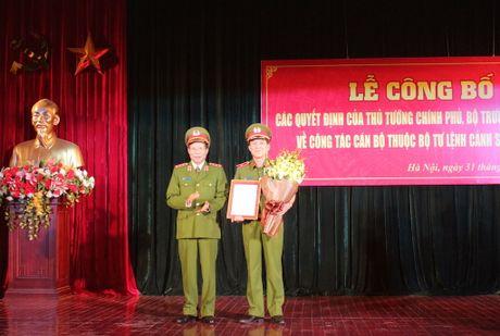 Thu tuong bo nhiem Tu lenh Canh sat co dong - Anh 5