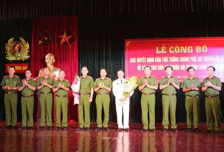 Thu tuong bo nhiem Tu lenh Canh sat co dong - Anh 6