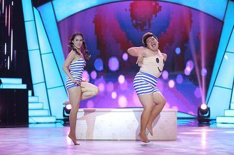Buoc nhay ngan can: Hot girl mum mim moi om nhap vien van khien Lan Khue, Mr Dam than phuc - Anh 16