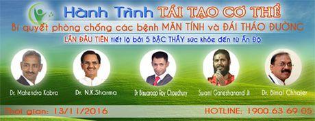 Hanh trinh tai tao co the cua nguoi Viet phong chong cac benh man tinh - Anh 3