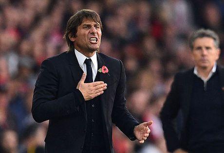 """""""Phao dai"""" Chelsea: Dac san Catenaccio cua Conte - Anh 2"""