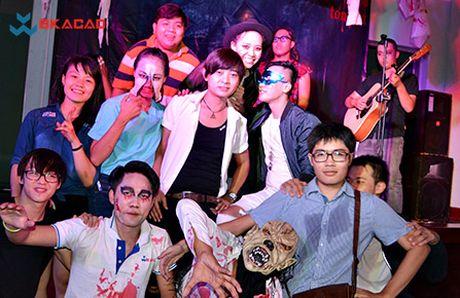 Ruc ro da vu Halloween 2016 tai BKACAD - Anh 7