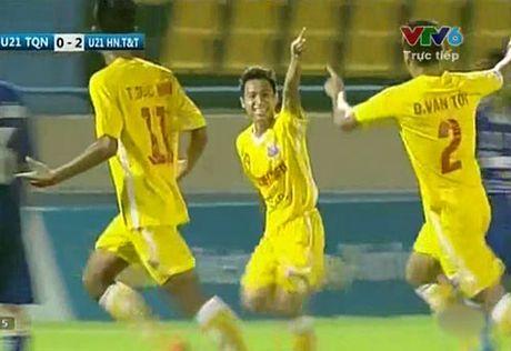 U21 Than QN – U21 Ha Noi T&T: Sieu pham phut bu gio - Anh 1