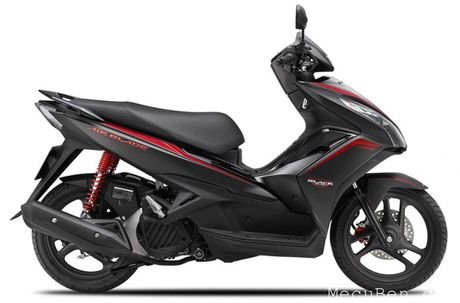 So sanh hai chiec xe tay ga Honda Air Blade va Yamaha Grande - Anh 1